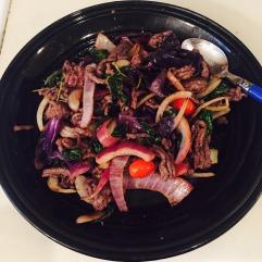 lean beef stir fry